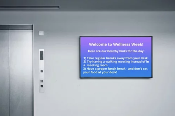 SnapComms Digital Signage
