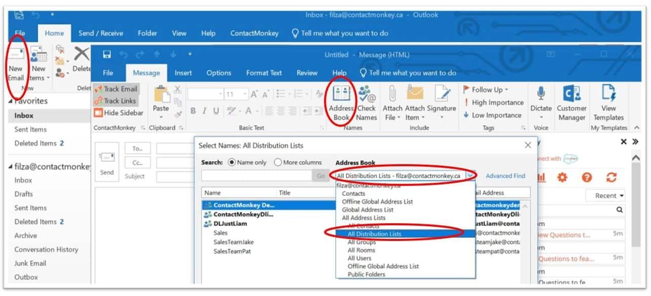 managing-distribution-lists