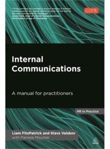 communication books for internal comms