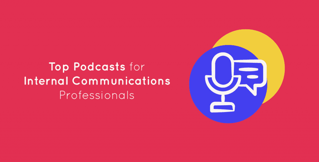 internal communication podcast