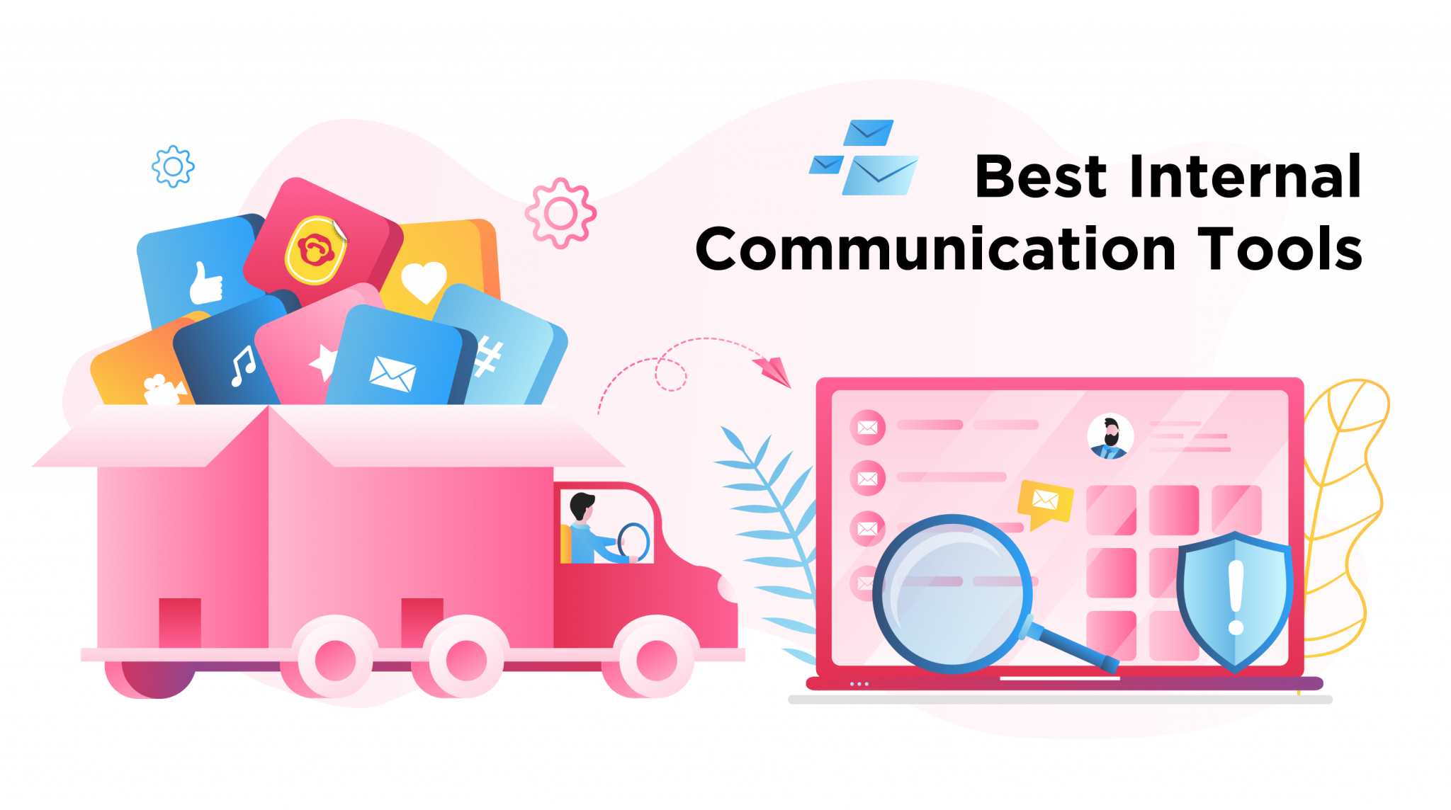 best internal communicaton tools header image
