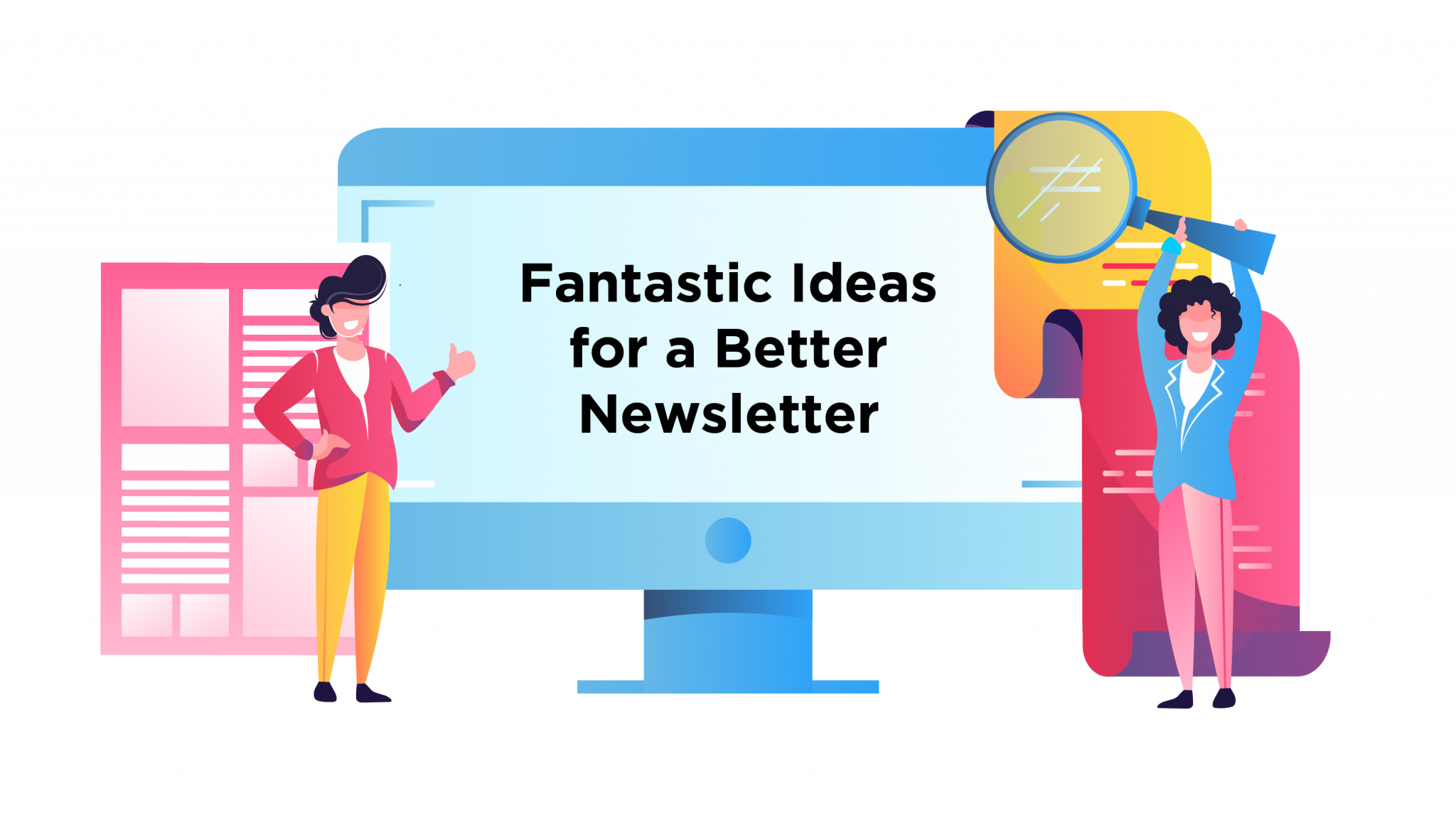 newsletter ideas header