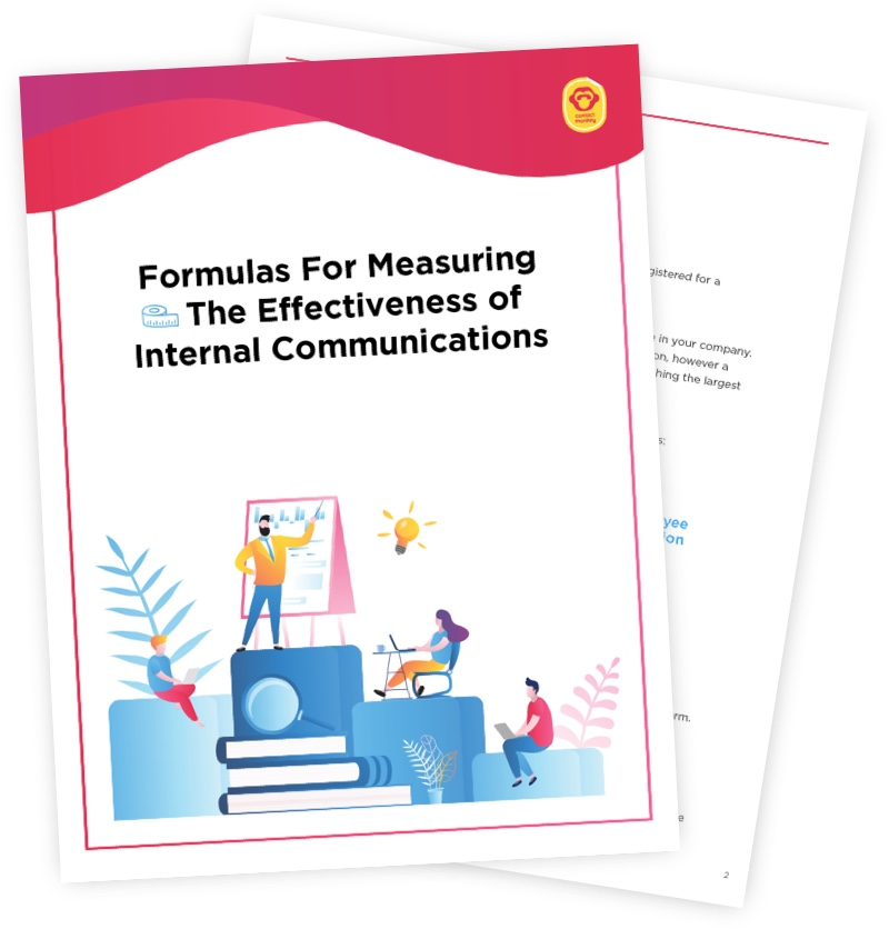 measuring internal communications formulas