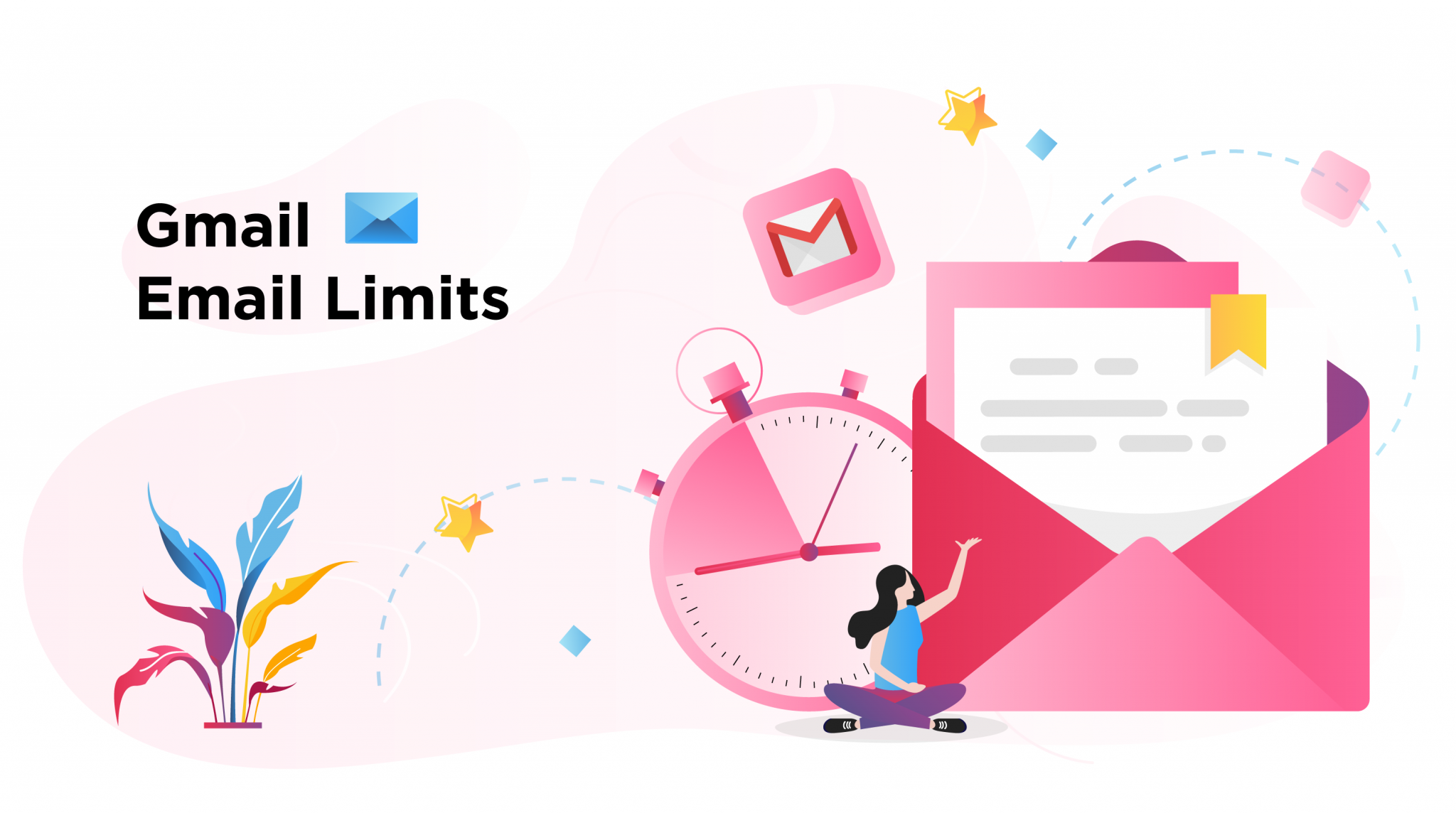 gmail email limits header