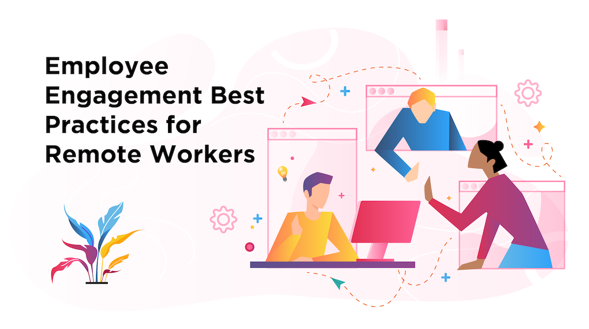 employee engagement remote workers