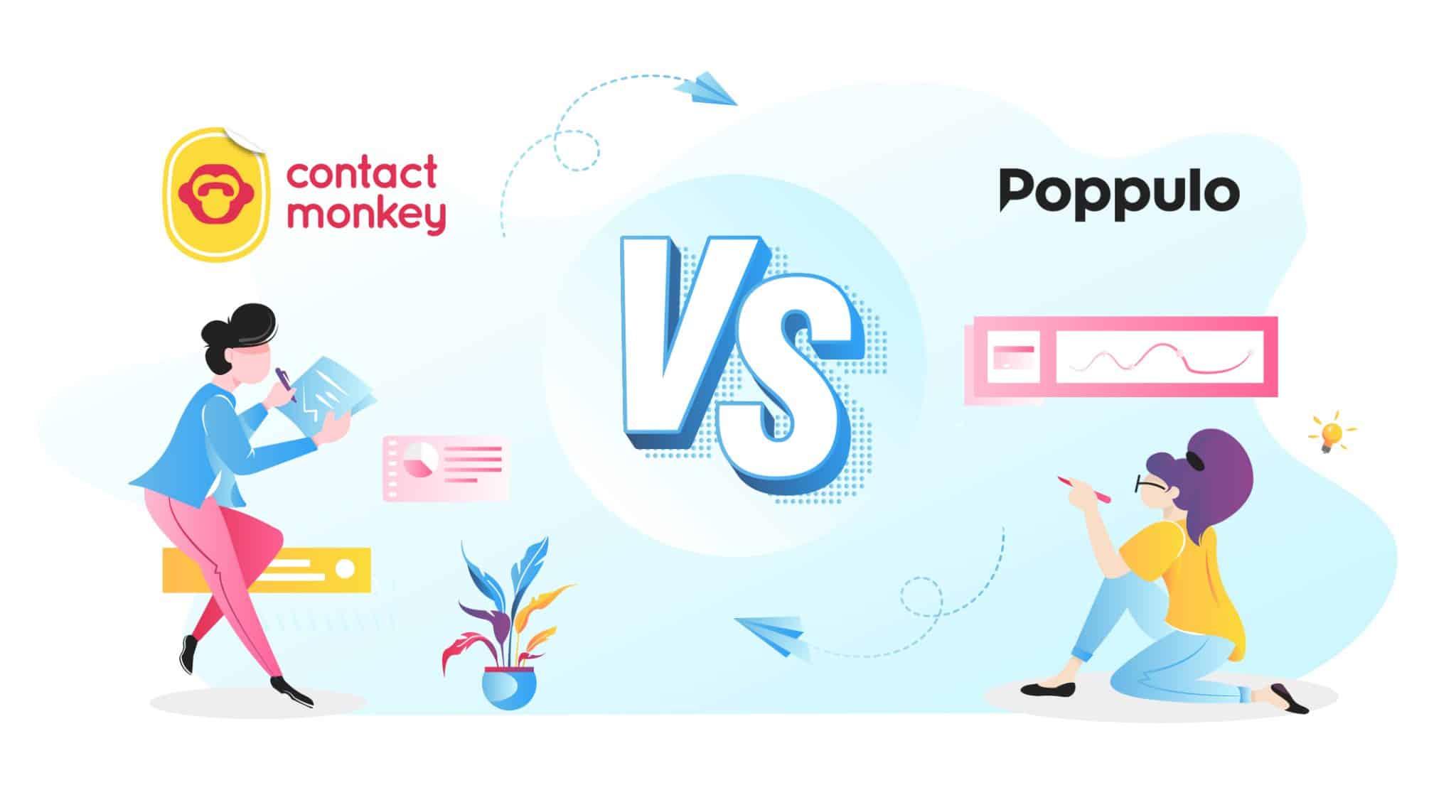poppulo vs. contactmonkey