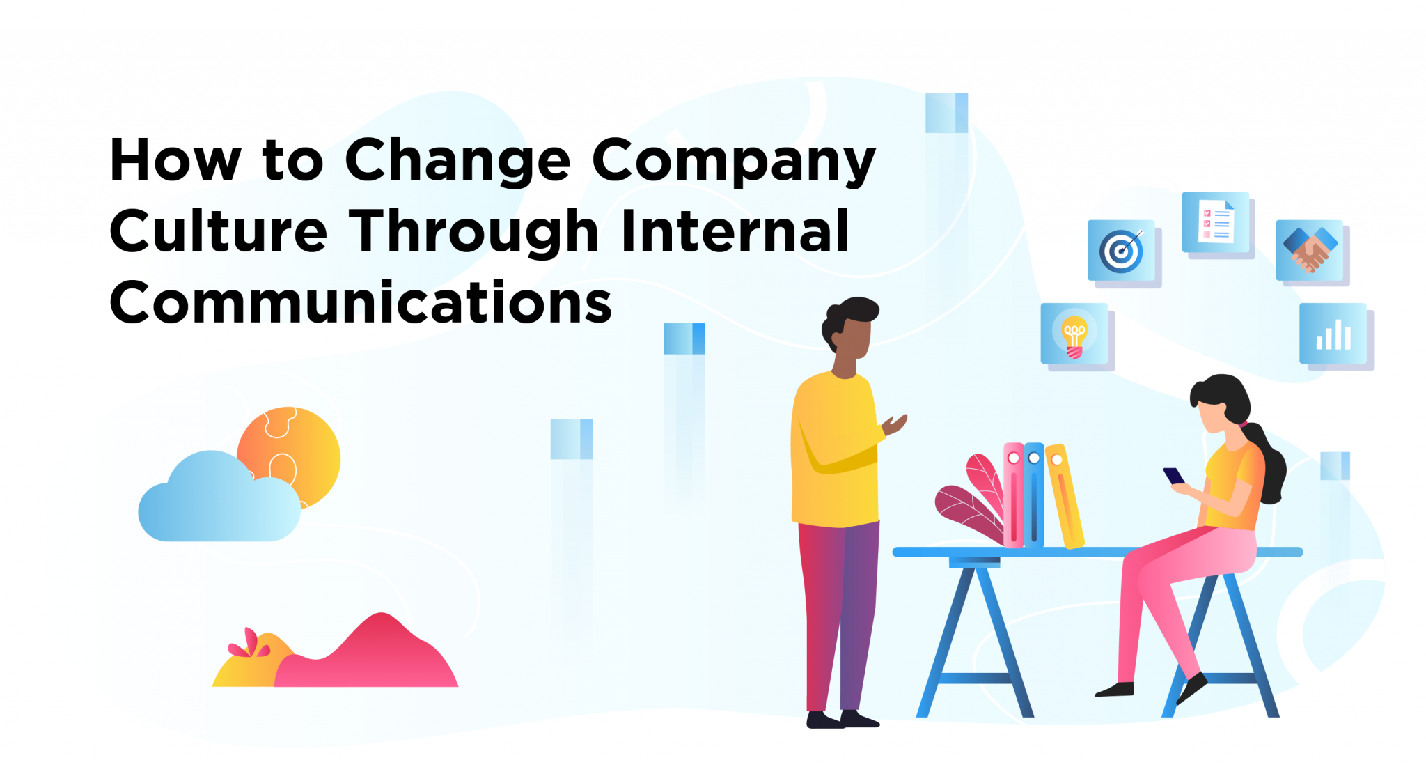 change company culture intneral communications