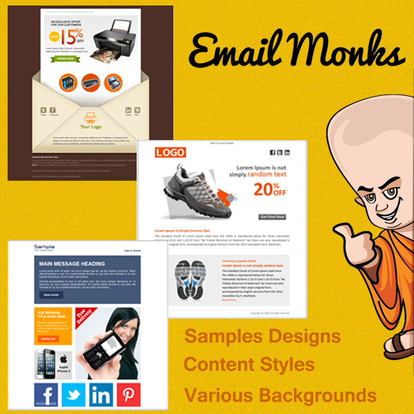 emailmonks templates